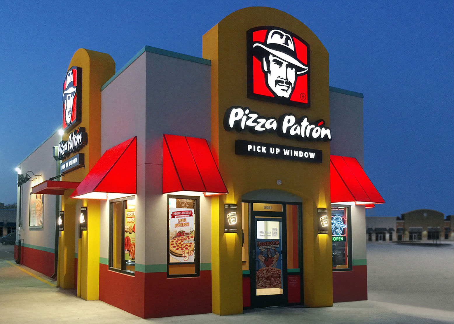 Pizza Patrón - Pizza Patrón Sets All-Time Sales Records - Pizza Patrón